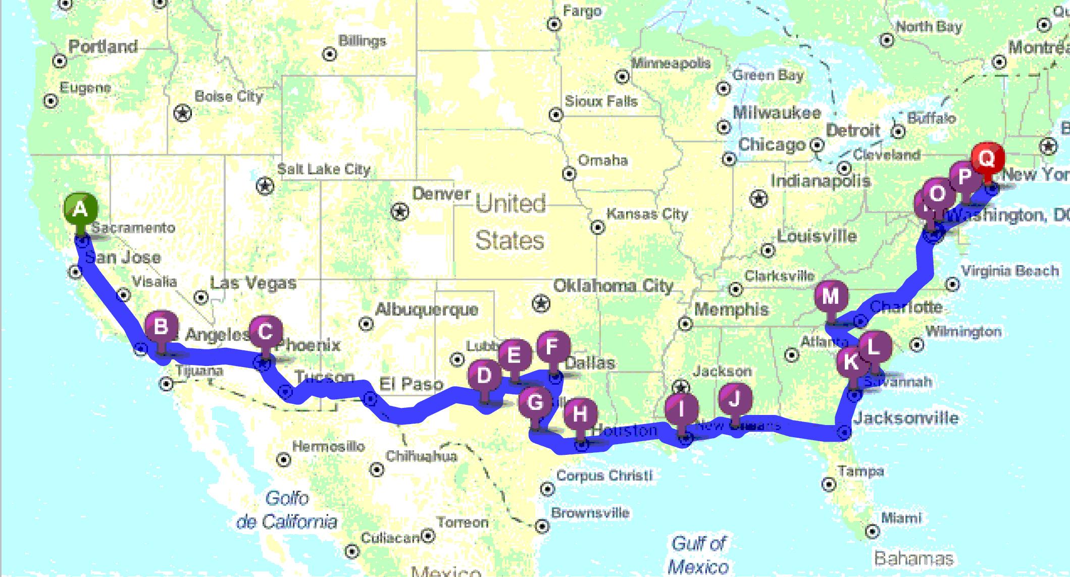 Virginia Map Of Cities In Va Mapquest Alexandria Va Alexandria Virginia On A Us Map